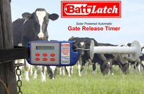 Batt-Latch Gate Release Timer